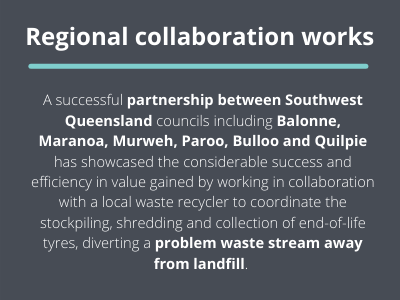 south west collaboration waste circular